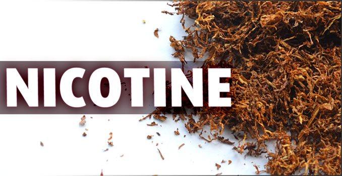 Nicotine trong thuốc lá có thể kích thích tuyên mồ hôi hoạt động mạnh hơn